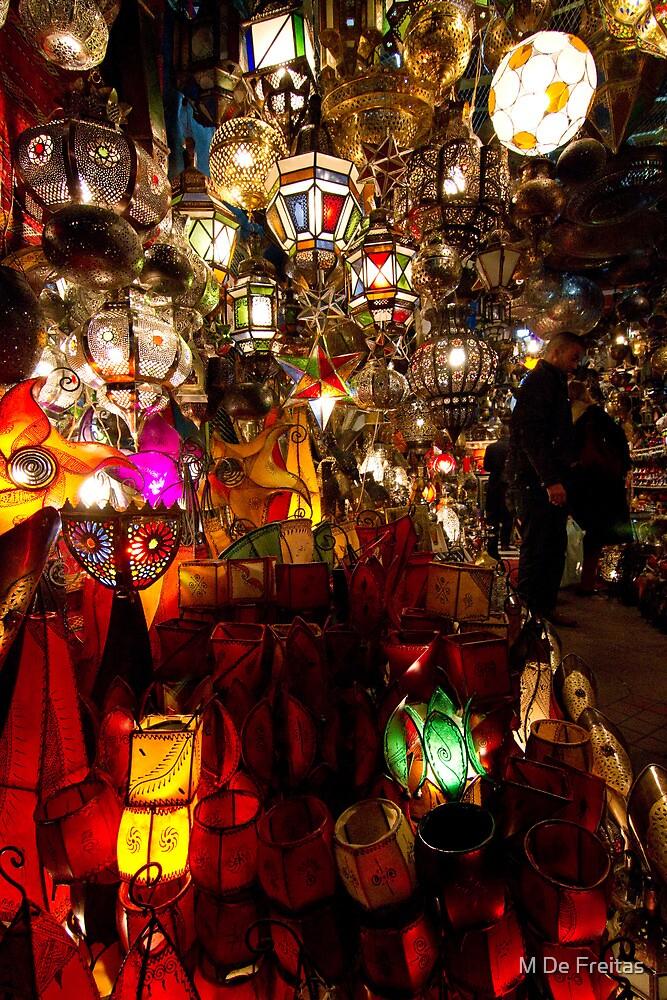 Morocco - Marrakech  by M De Freitas