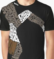 Briefcase Full of Spam (dark bkgd) Graphic T-Shirt