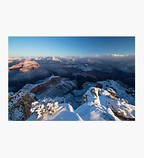 Maricopa Point Lookout Photographic Print