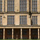 Hardwick Hall Elevation by John Dalkin