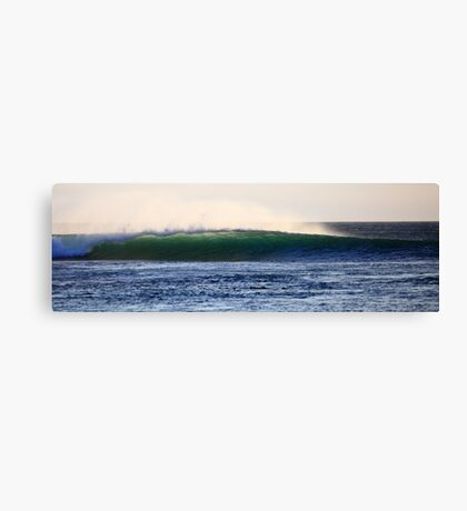 The Green Room Canvas Print