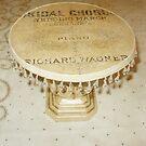 Bridal Chorus Music Pedestal by Sandra Foster