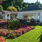 Jenny's Garden, Butchart Gardens by SusanAdey