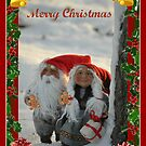 Merry Christmas by Maj-Britt Simble