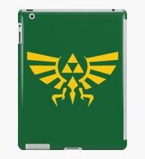 Crest Of Hyrule iPad Case/Skin