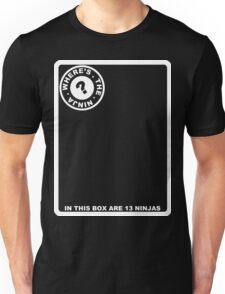 Where's The Ninja? T-Shirt