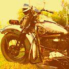 Police Harley by bulldawgdude
