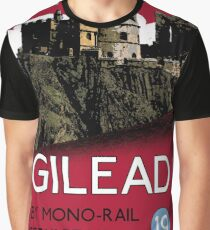 Visit Gilead (The Dark Tower) Graphic T-Shirt