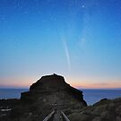 Morning Comet by Alex Cherney