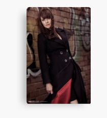 Amanda Tapping - Actors Studio Limited Edition Series Print [A13] Canvas Print