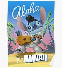 Aloha from Hawaii Poster