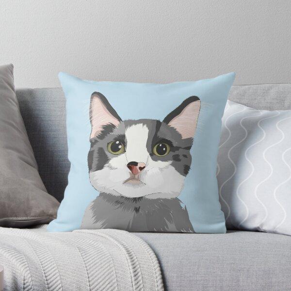 Jaspurr Throw Pillow