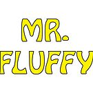 Mr. Fluffy by Kgphotographics