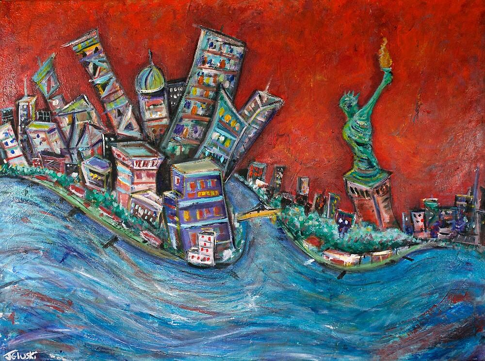 Lady Liberty by Jason Gluskin