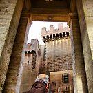 "Vatican wall by Antonello Incagnone ""incant"""
