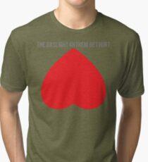 Get hurt Tri-blend T-Shirt