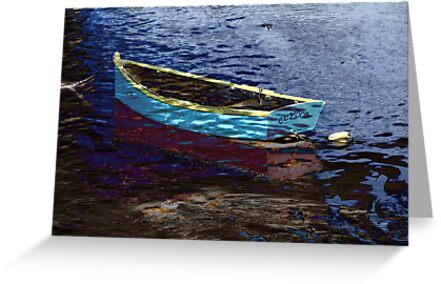 Eeyore's Rowboat by Jane Underwood