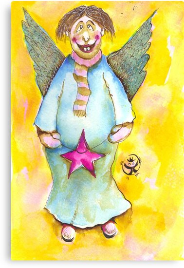 A Cross Eyed Angel for You by ivDAnu