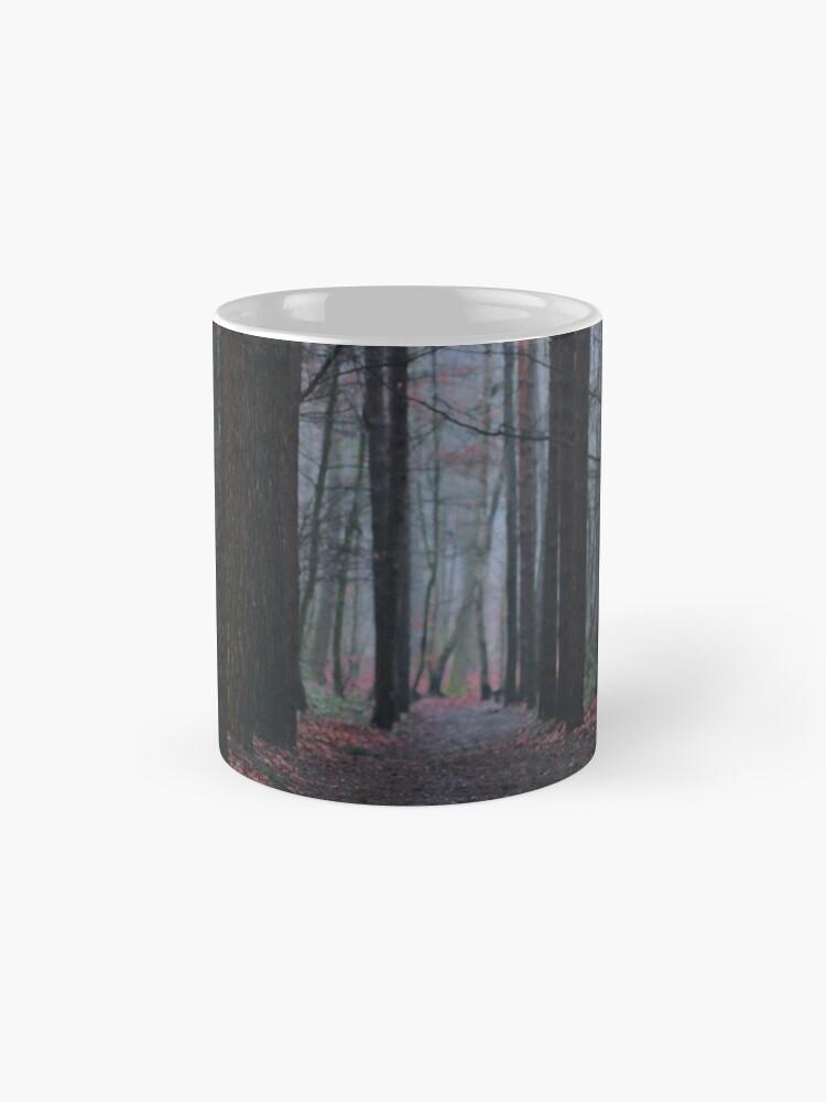 Alternative Ansicht von Dunkle Wälder Tassen