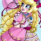 Lolita Princess Peach by LillyKitten