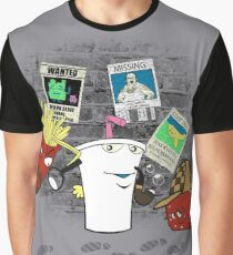Old School Detectives Graphic T-Shirt