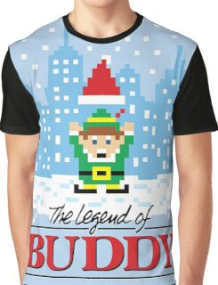 The Legend of Buddy Graphic T-Shirt