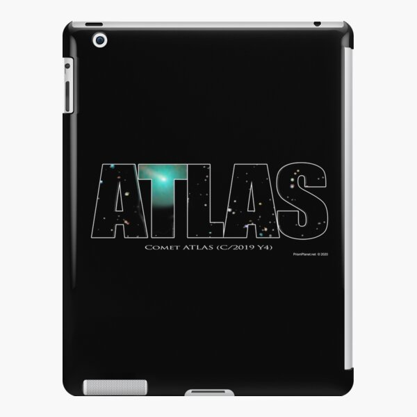 Comet Atlas iPad Snap Case