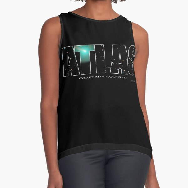 Comet Atlas Sleeveless Top