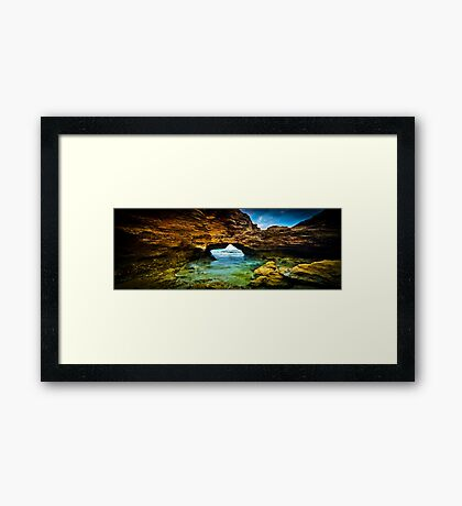 Titan Bridge - BIG Framed Print