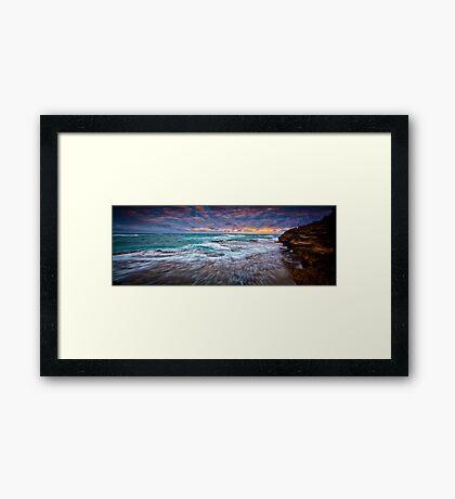 Pickering Point - Warrnambool Framed Print