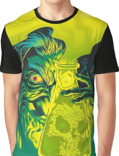 MAD SCIENCE! Graphic T-Shirt