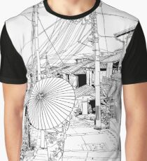 Kyoto - the old city Graphic T-Shirt