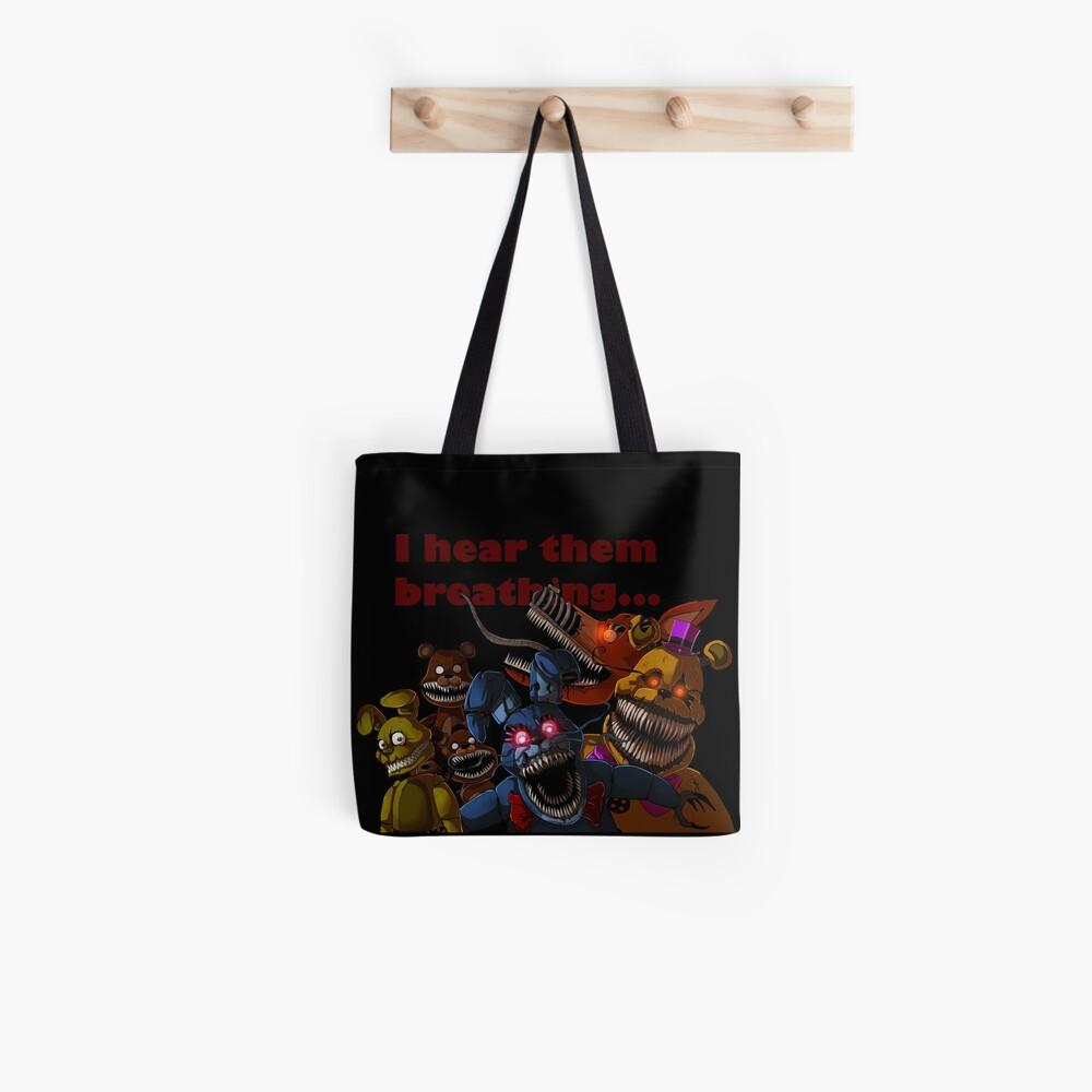 FNAF 4 Nightmare Animatronics | Tote Bag
