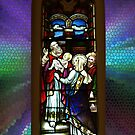 St Peter's Anglican Church, Murrumbeena by Bev Pascoe
