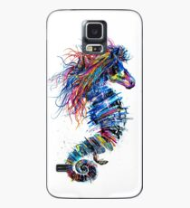 horse blend Case/Skin for Samsung Galaxy