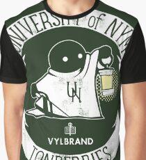University of Nym TONBERRIES | FFXIV Graphic T-Shirt