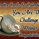 Creative Cards & Calendars challenge winner by LoneAngel