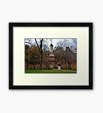 William and Mary Framed Print