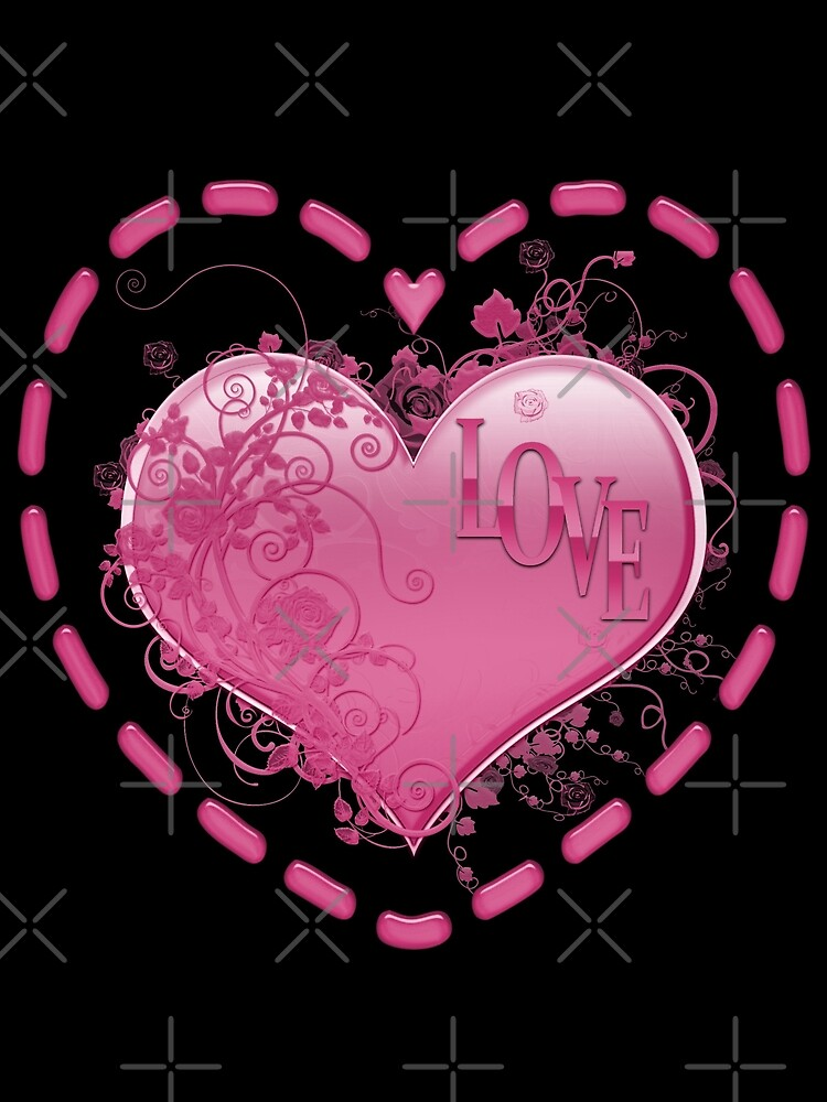 Love Hearts  by LoneAngel