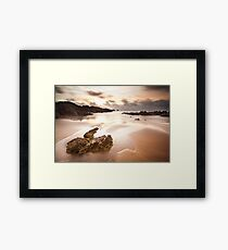 Another Planet Framed Print