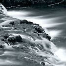Glen Helen Cascade by Sam Warner