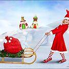 Merry Christmas!!! by Oxana Zuboff