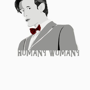 Humany Wumany by drawingdream