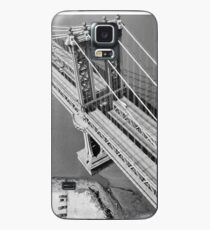 Funda/vinilo para Samsung Galaxy Manhattan Bridge Photograph
