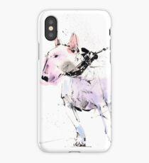 English Bull Terrier iPhone Case/Skin