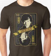 221B Playing Card Unisex T-Shirt