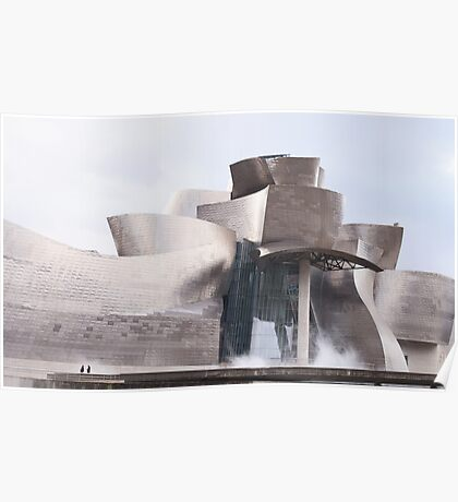 Guggenheim Bilbao Poster