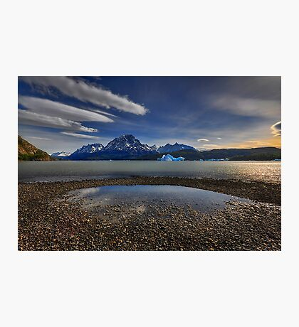Laguna Grey Photographic Print