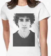 Robert Sheehan Womens Fitted T-Shirt