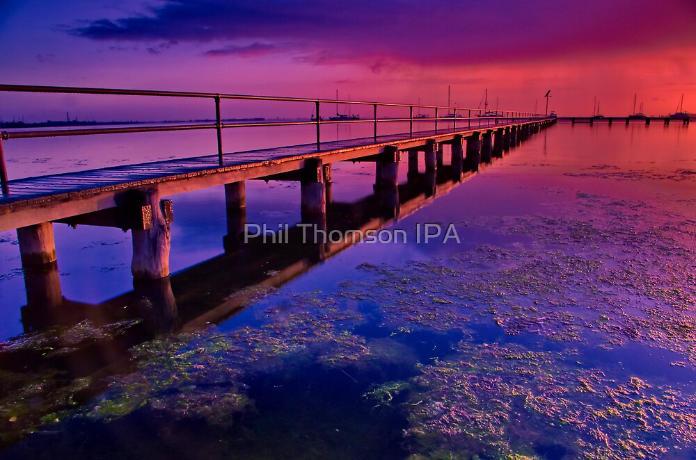 """Dynamic Dawning"" by Phil Thomson IPA"